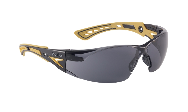 Bolle Rush+ RUSHPPSFY Safety Glasses