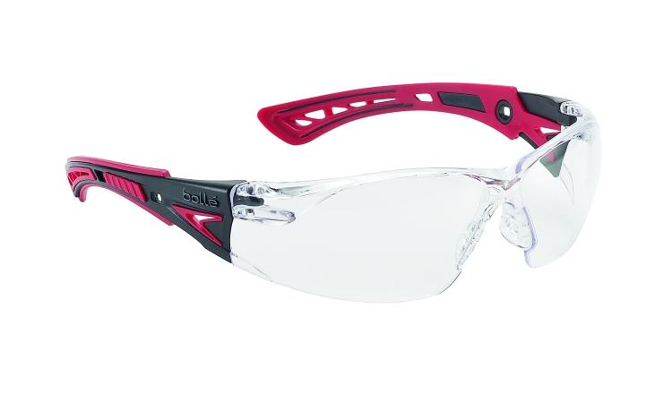 Bolle Rush+ RUSHPPSI Safety Glasses