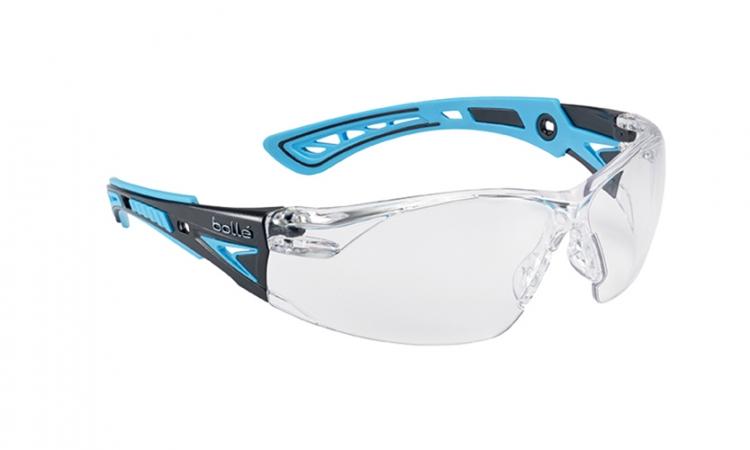Bolle Rush+ RUSHPPSIB Safety Glasses