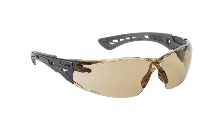 Bolle Rush+ RUSHPTWI Safety Glasses